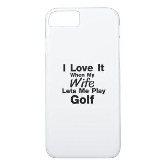 Golf is For Me Funny Gift Golfing Golfer Cool Case-Mate iPhone Case