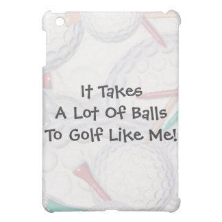 Golf- It Takes Balls iPad Skins iPad Mini Case