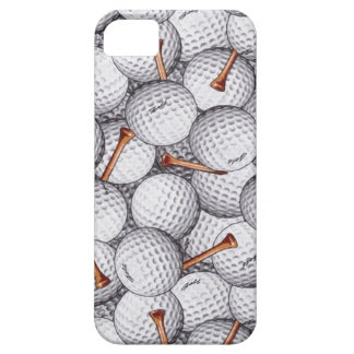 Golf Lovers iPhone 5 Cover