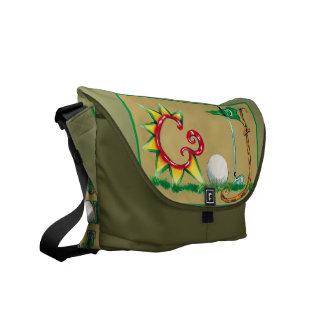 GOLF messenger bag
