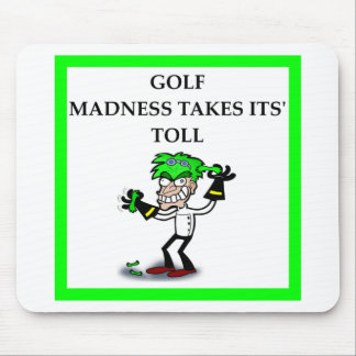 GOLF MOUSE PAD