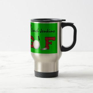 Golf Mug - SRF