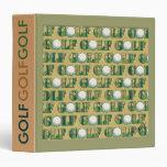 GOLF- multi-purpose binder