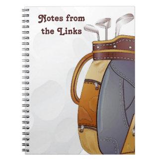 Golf Notebook
