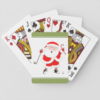 Golf Novelty Playing Cards
