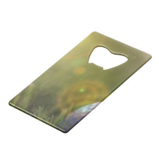 Golf on a Sunny Day Wallet Bottle Opener