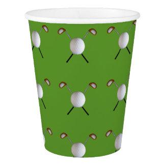 Golf Paper Cups