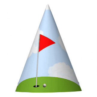 Golf Party Party Hat