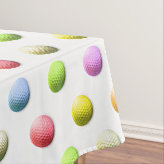 Golf Party Tablecloth