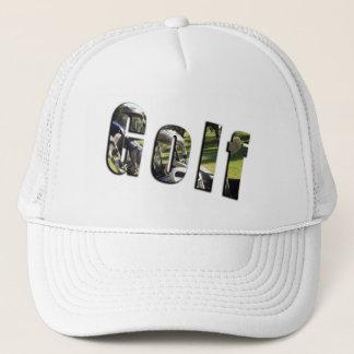 Golf Picture Logo, Trucker Hat