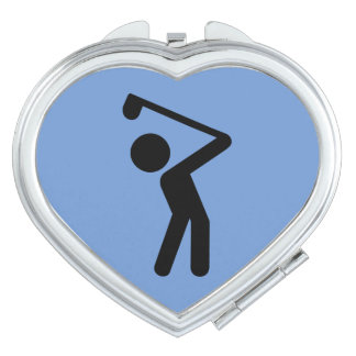 Golf Player Mirrors For Makeup