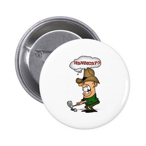Golf Players Shirts Handicap golfers shirts Button