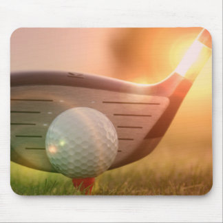 Golf Putter Mouse Pad
