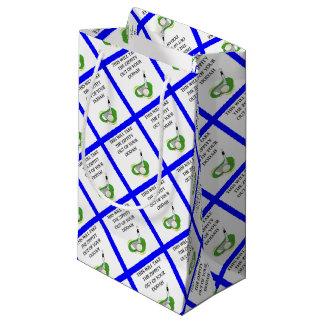 golf small gift bag