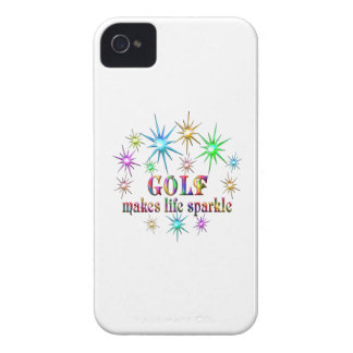 Golf Sparkles iPhone 4 Covers