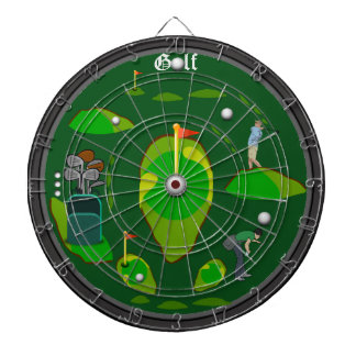 Golf Sports Dartboard