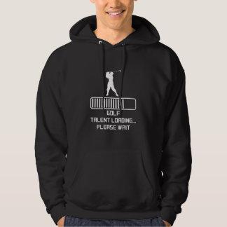Golf Talent Loading Hoodie