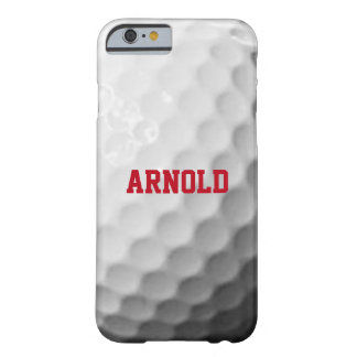 Golf Texture Personalized Case
