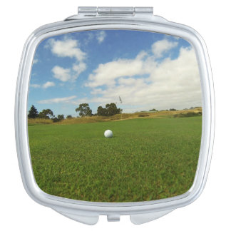Golf The Game, Ladies Compact Mirror