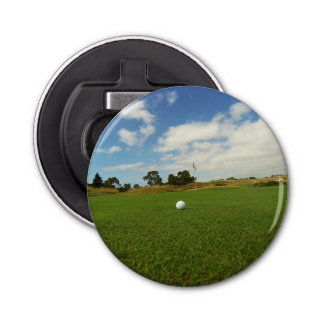Golf The Game, Magnetic Bottle Opener. Bottle Opener