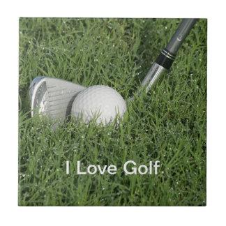 Golf Theme Ceramic Tile 4