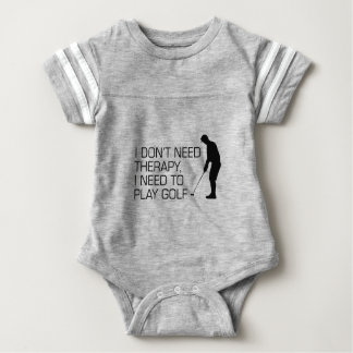 Golf Therapy Baby Bodysuit