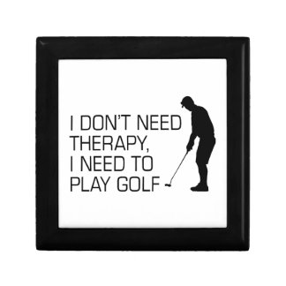 Golf Therapy Gift Box