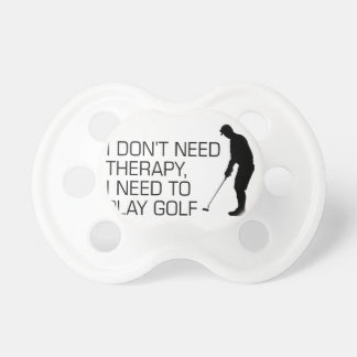 Golf Therapy Pacifier