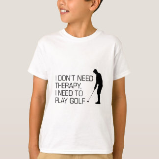 Golf Therapy T-Shirt