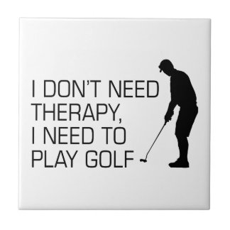 Golf Therapy Tile