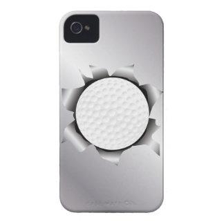 golf thru metal sheet Case-Mate iPhone 4 case
