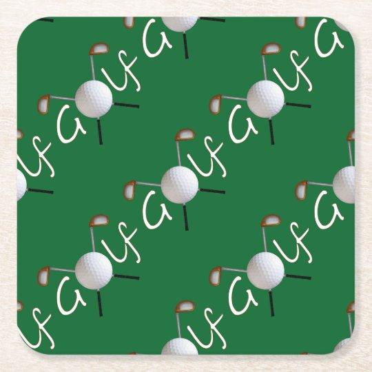 Golf Tiled Coaster