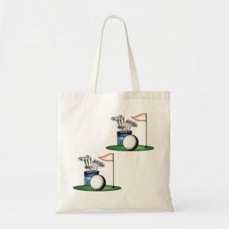 """""""#Golf"""" Tote Bag"""