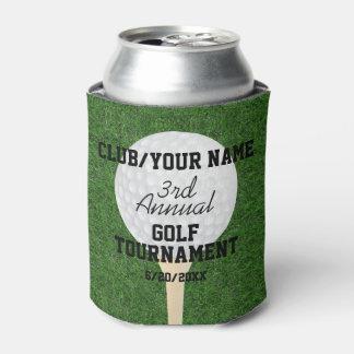 Golf Tournament   Golf Outing   Golf Ball & Tee Can Cooler