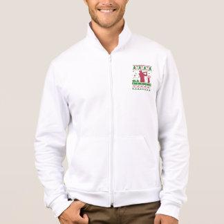 Golf Ugly Christmas Jacket