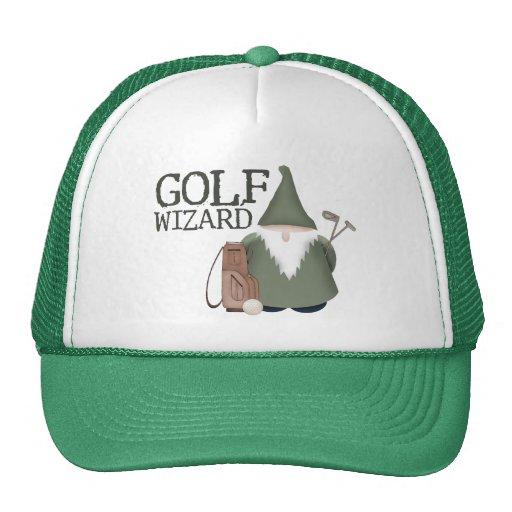 Golf  Wizard Hat