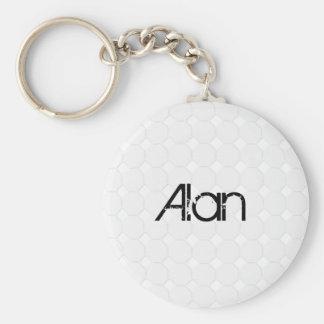 Golfball Keychain