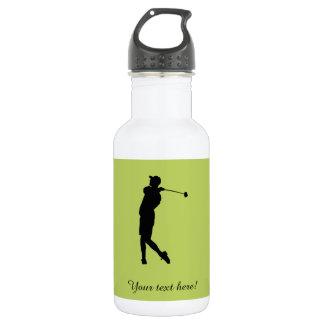 Golfer 532 Ml Water Bottle