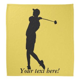 Golfer Bandana