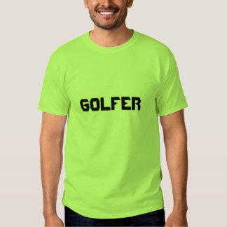 """""""Golfer"""" Basic T-Shirt"""