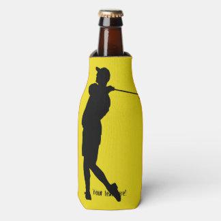 Golfer Bottle Cooler
