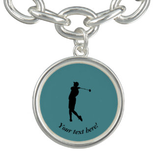 Golfer Bracelet