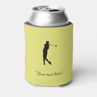 Golfer Can Cooler