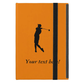 Golfer Cover For iPad Mini