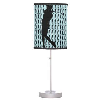 Golfer Desk Lamp