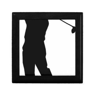 Golfer Gift Box