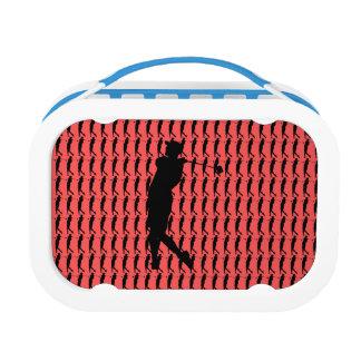 Golfer Lunch Box