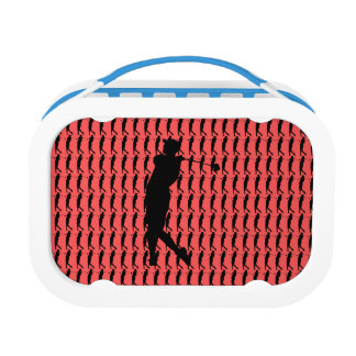 Golfer Lunch Boxes
