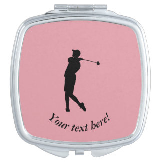 Golfer Mirrors For Makeup