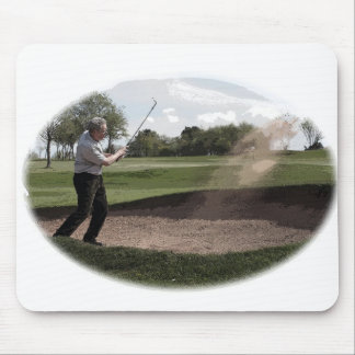 Golfer Mousepad